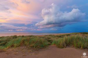 Sand Dunes Magic   Belgium