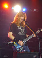 Dave Mustaine by slecocqphotography