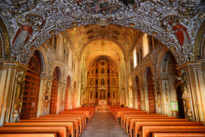 Mexico | Oaxaca Church by slecocqphotography