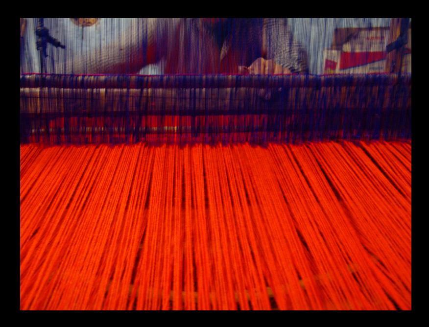 Peru - Tapestry weaving by lux69aeterna