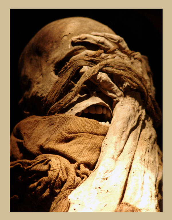 Peru - Mummy of Leymebemba by lux69aeterna