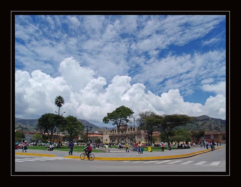 Peru - Cajamarca by lux69aeterna