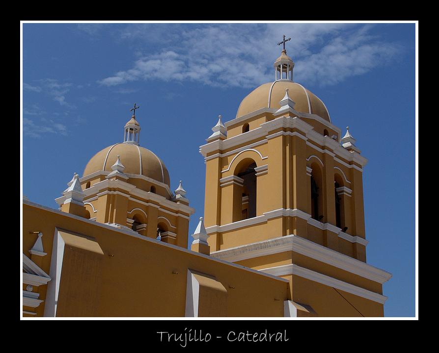 Trujillo - Catedral by lux69aeterna