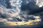 Belgium - Storm Clouds