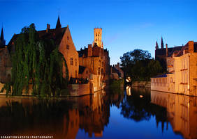 Belgium - Bruges II by slecocqphotography