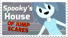 Spooky's House Of Jumpscares|Stamp by Crvyons