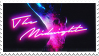The Midnight|Stamp by Crvyons