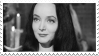Morticia Addams 1964|Stamp by Crvyons