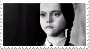 Wednesday Addams 1991 Stamp by Crvyons