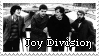 Joy Division|Stamp by Crvyons