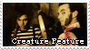 Creature Feature|Stamp by Crvyons