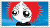 Ruby Gloom|Stamp by Crvyons