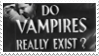 Do Vampires Really Exist?|Stamp by Crvyons