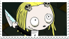 Lenore|Stamp by Crvyons