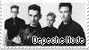 Depeche Mode|Stamp by Crvyons