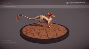 DragonProject- lowpoly1 by Skylarc88