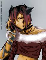 Kai - Original Character by Julika-Nagara