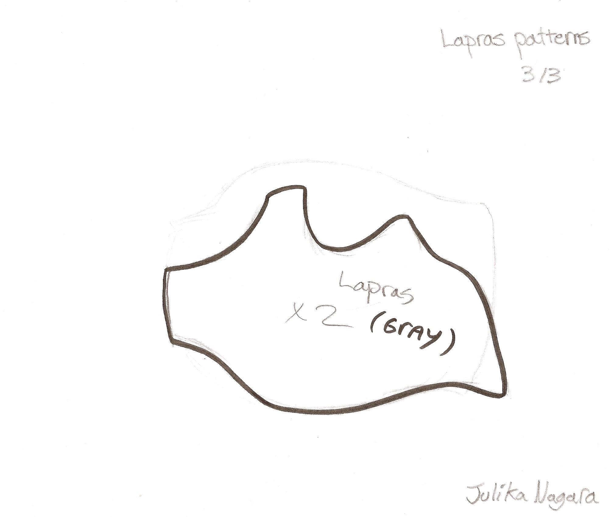 Lapras patterns p3 by Julika-Nagara