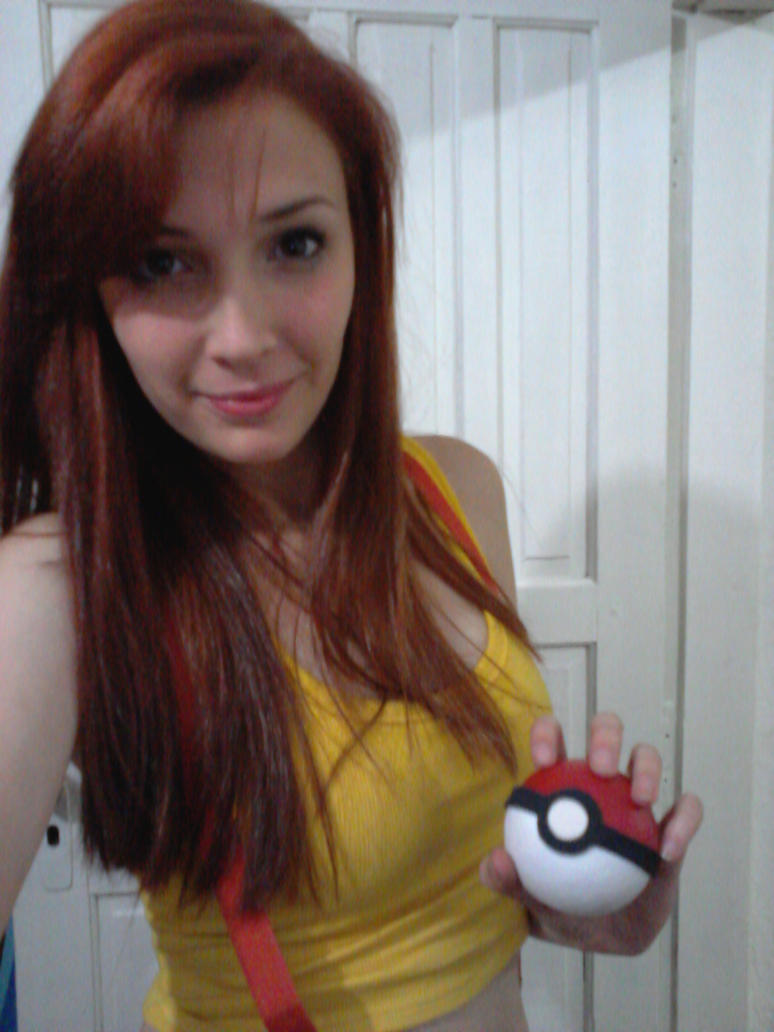 Misty - Pokemon Cosplay by CarlaGolbat