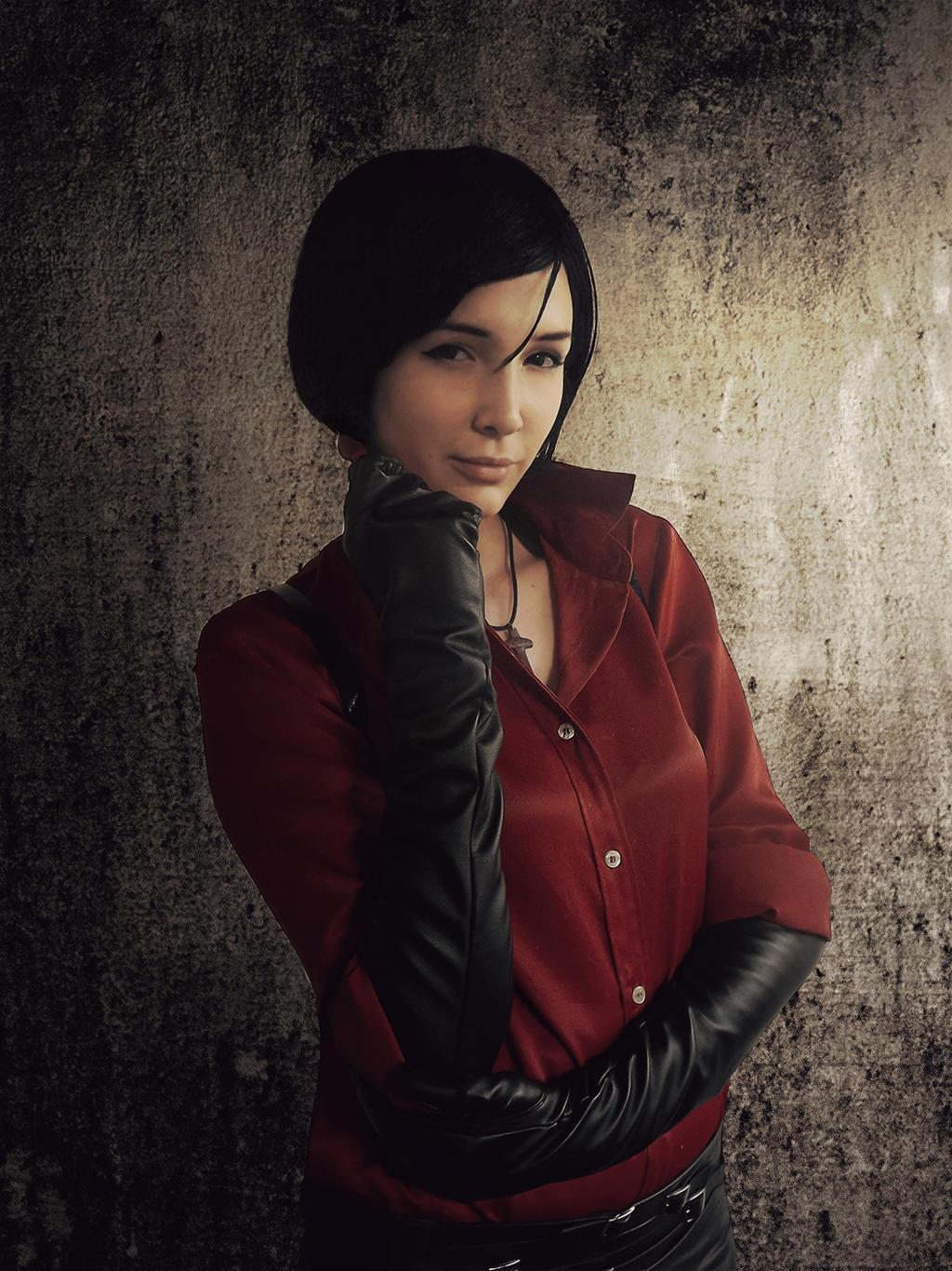 Resident Evil 6 - Leon Kennedy Ada Wong by PrincessRiN0a