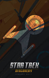 Star Trek: Discovery by GeekFilter