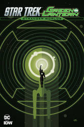 Star Trek Green Lantern Vol 2. #3 Variant Cover by GeekFilter