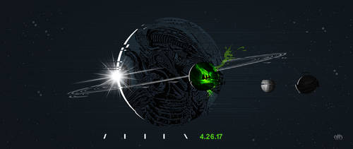 Alien Day 2017 by GeekFilter