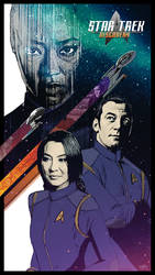 Star Trek: Discovery - The Vulcanian Expedition by GeekFilter