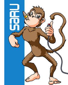 Saru the Monkey