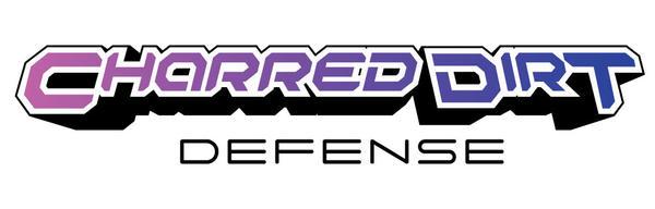 Charred Dirt Defense Logo.