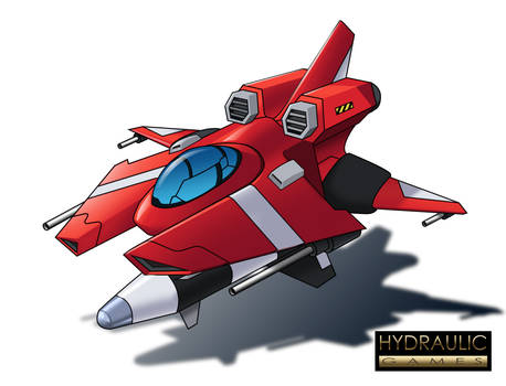 Fighter 1 Red