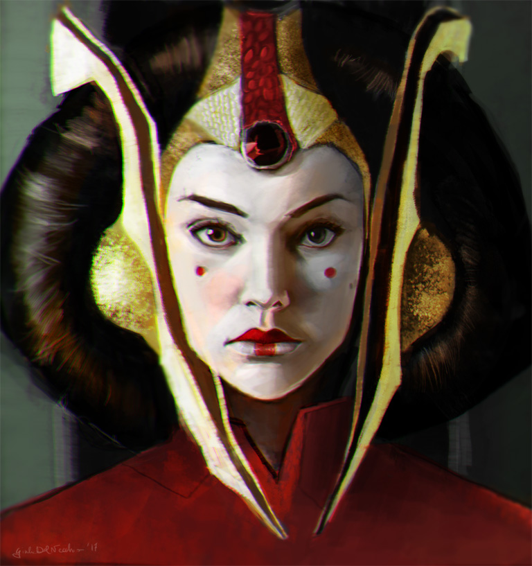 Padme by Delve-Mil