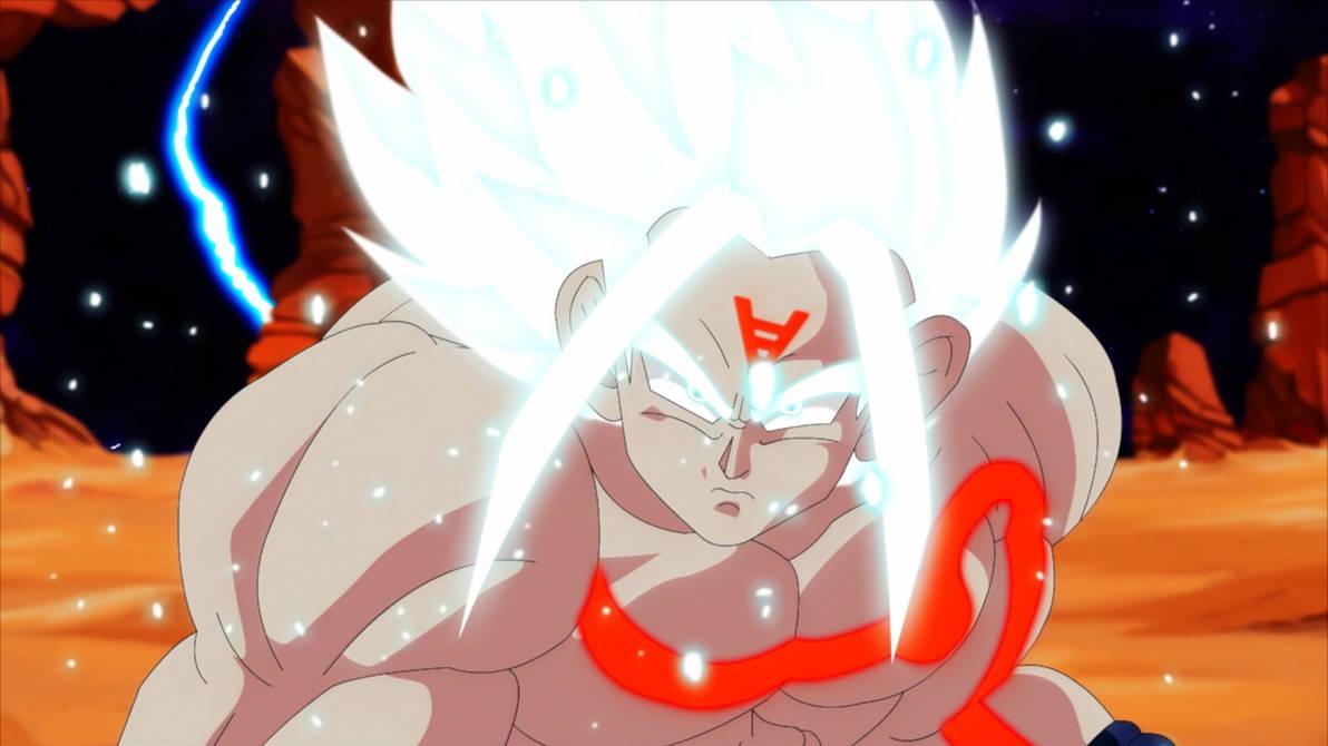 Goku Omni God by MastarMedia