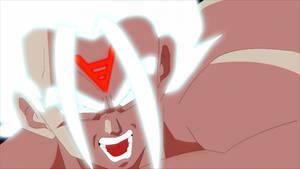 Goku's Intense Battle by MastarMedia