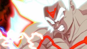 Goku Kaioken x100 by MastarMedia