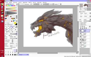 Vulcano Dragon