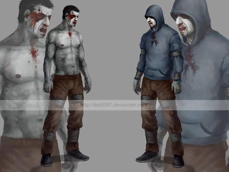 Left 4 dead- Hunter