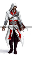AC Brotherhood Ezio