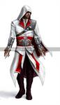 AC Brotherhood Ezio by betti357