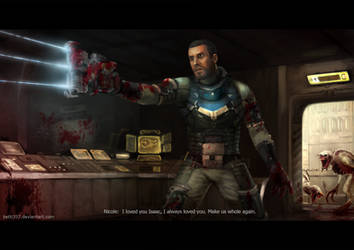 Dead Space - Isaac by betti357