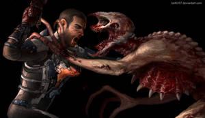 Dead Space - Isaac x Stalker