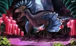 Ark Survival Evolved- Rock Drake