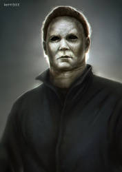 Michael Myers by betti357