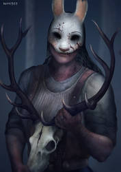 Dead by Daylight - Huntress by betti357