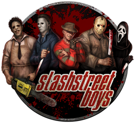 SLASHSTREET BOYS by betti357