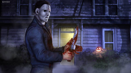 Dead by Daylight - Michael Myers by betti357