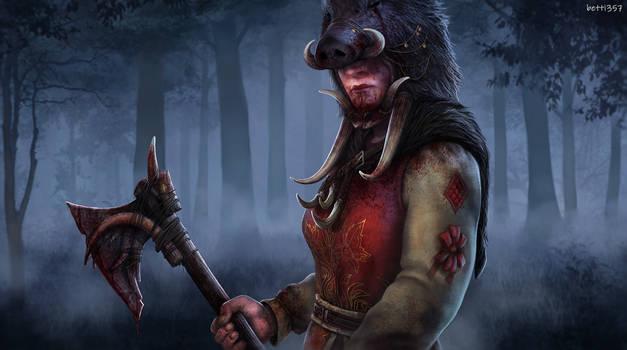 Dead by Daylight - Huntress