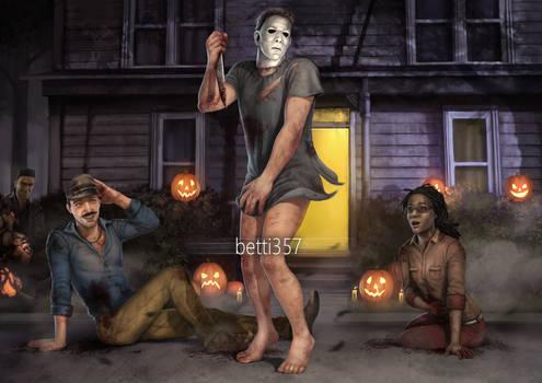 Dead by Daylight -Halloween