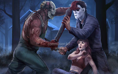 Dead by Daylight - Clash of Titans