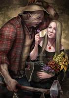 Dead by Daylight - Billy and Sheva